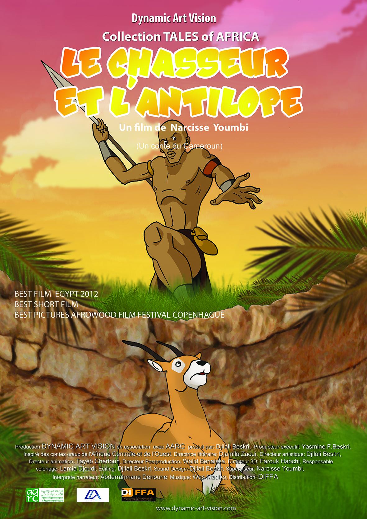 Affiche_Le Chasseur et L'Antilope.jpg