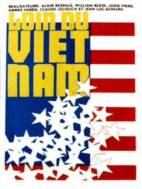 Loin du vietnam - Affiche