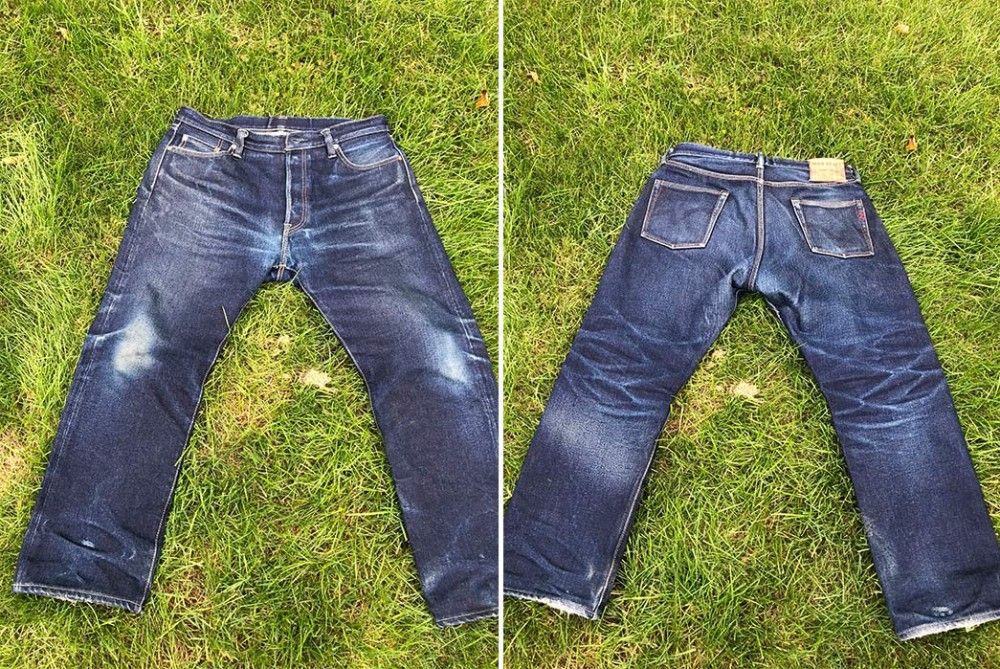 """fade-of-the-day-iron-heart-888nt-11-months-1-wash-3-soaks-front-back.jpg"""
