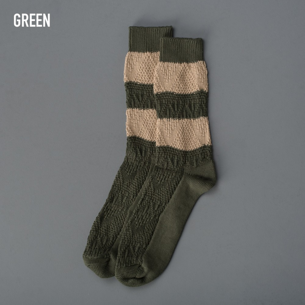 """Thunders Love Socks - Striped Link Style--8.jpg"""