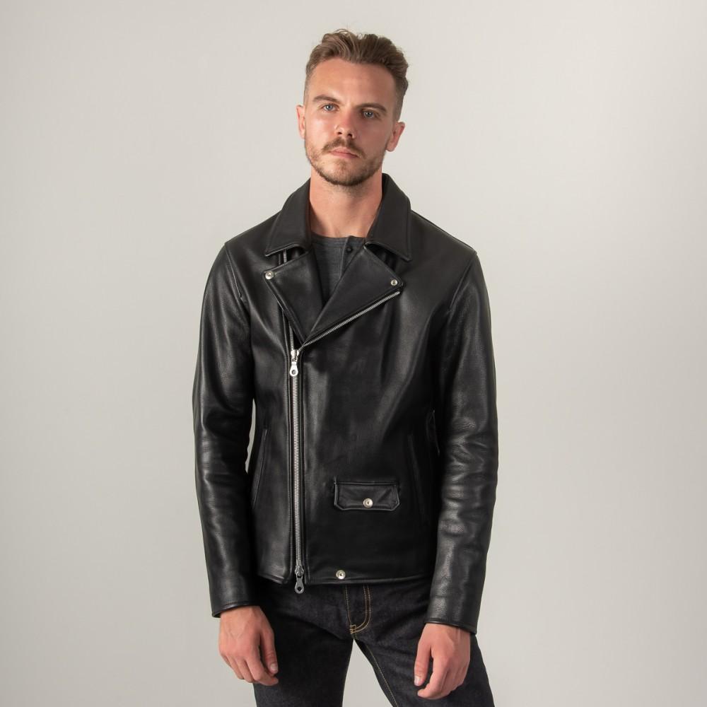"""""""Nine Lives Black Mas o Menos Rider's Jacket--4.jpg"""""""
