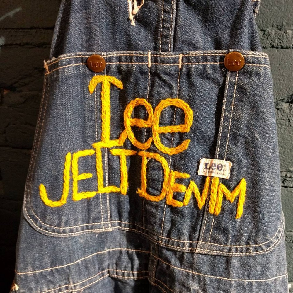 """Lee Jelt Denim"""