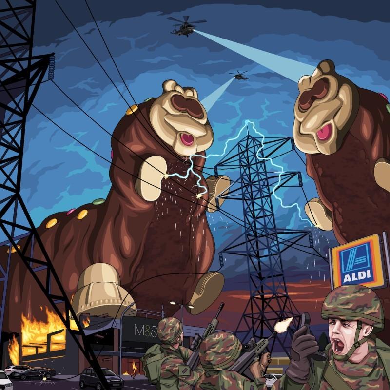 """Kaiju Battle"""