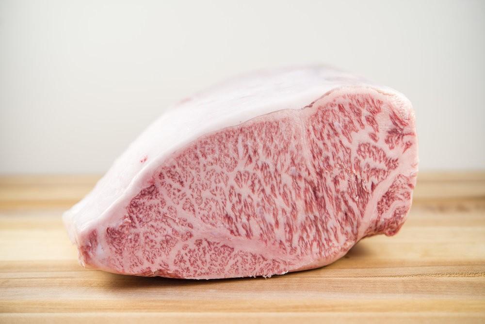 """A5+Japanese+Wagyu+Beef+Boneless+Striploin+03.jpg"""