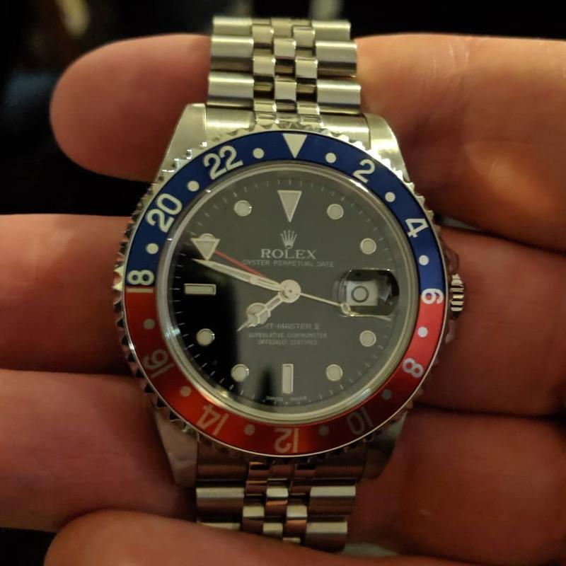 """""""Rolex GMT"""""""