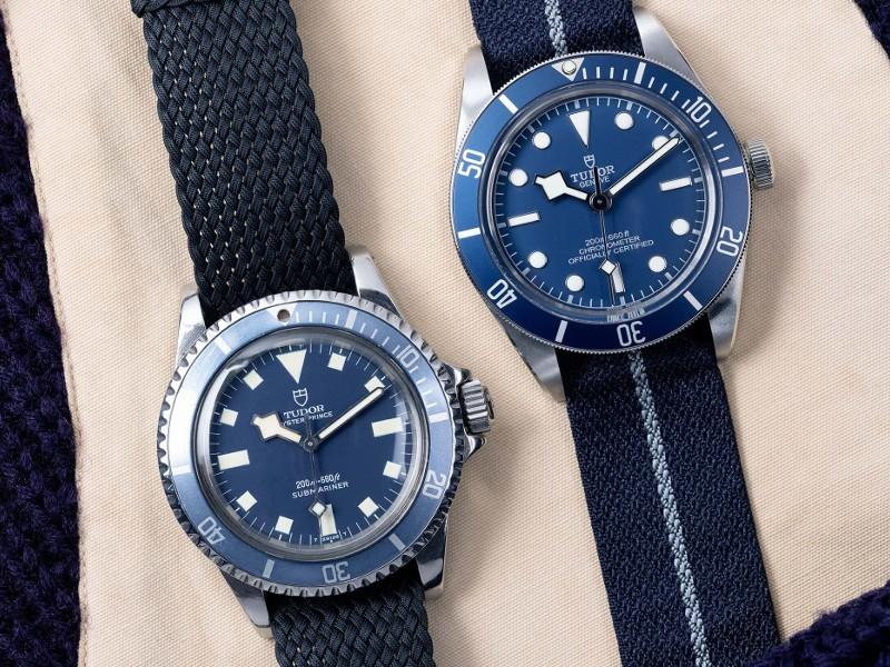 """Tudor Black Bay Fifty-Eight Blue"""