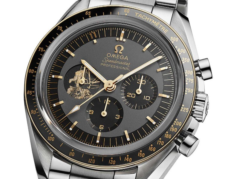 """Omega Speedmaster 50th Anniversary"""