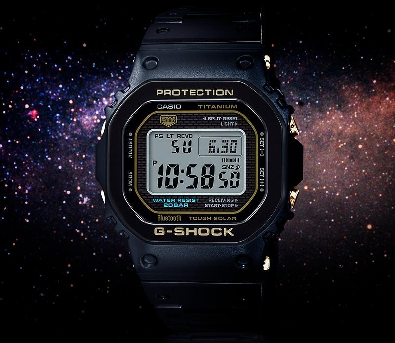 """""""G-Shock Titanium"""""""