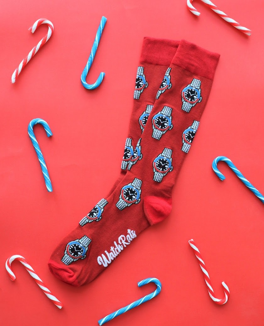 """Rolex GMT socks"""