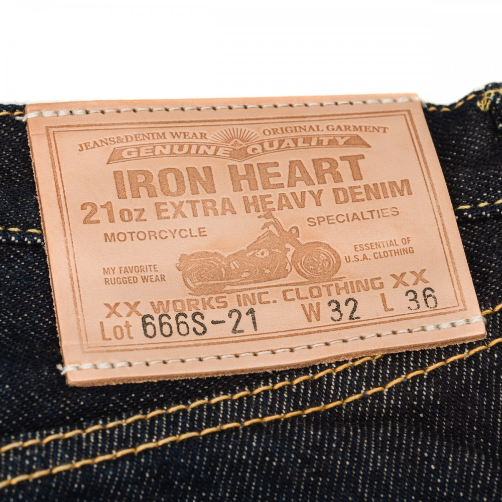 """IH-666S-21 - Indigo 21oz Selvedge Denim Slim Cut22.jpg"""