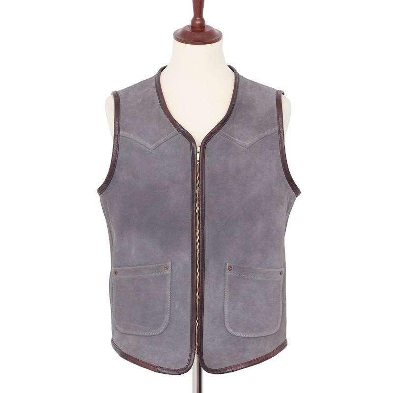 """Indigofera Monroe Vest"""