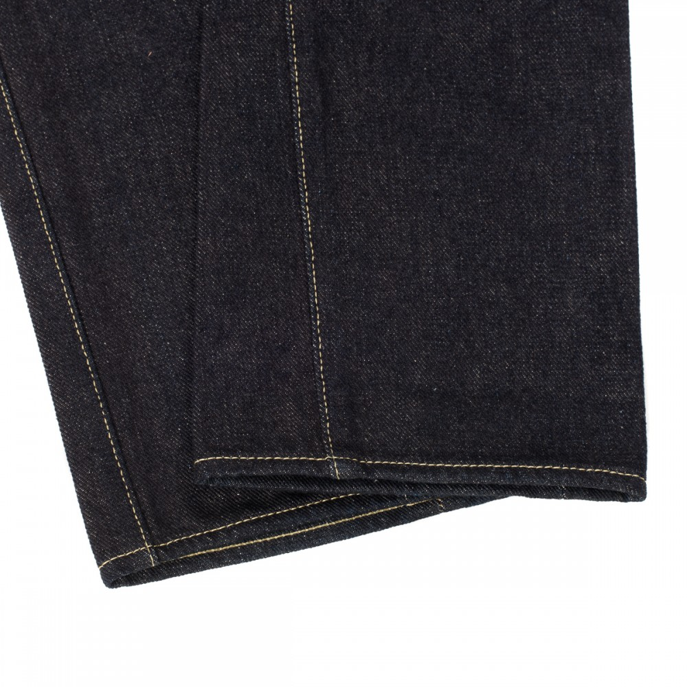 """IH-666S-19L-V2 - Indigo New 19oz Raw Selvedge Left Hand Twill Slim Cut09.jpg"""