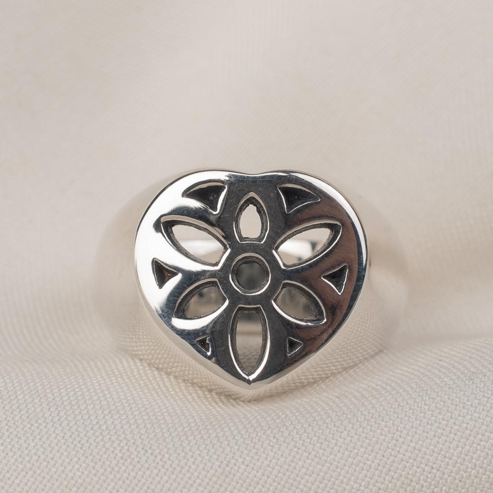 """""""Sacred Heart Rosette Ring-1567.jpg"""""""
