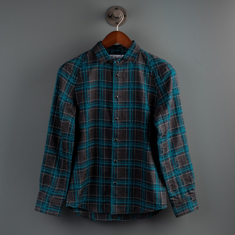 """DMT Raglan Shirt Blue-Grey (1 of 8).jpg"""