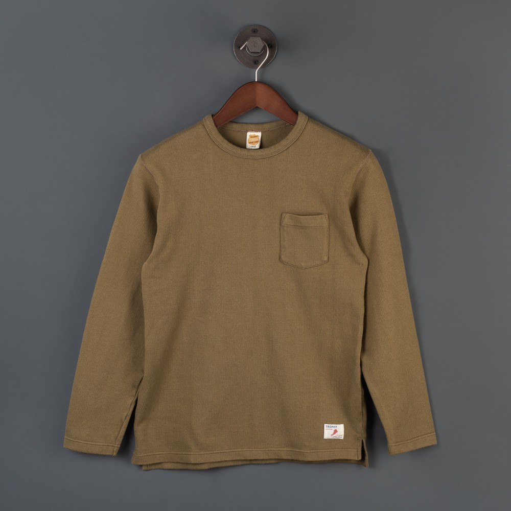 """Naval LS T-Shirt - Olive-.jpg"""