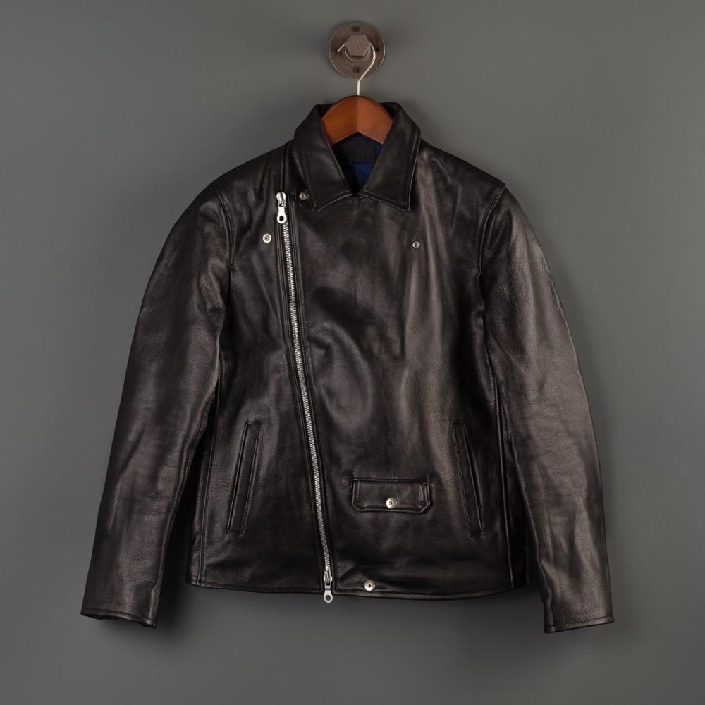 """"""" Black Mas o Menos Rider's Jacket-1.jpg"""""""
