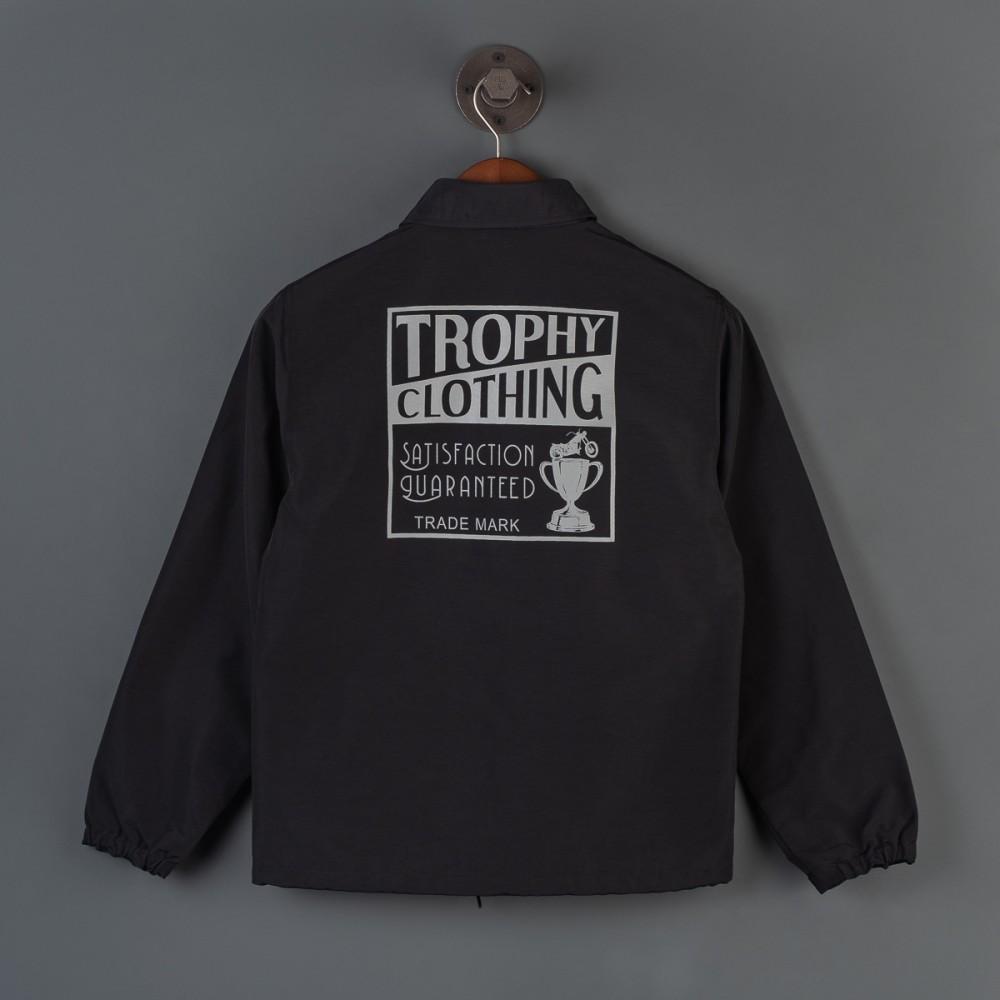 """Trophy Box Logo Warm Up Jacket - Black--4.jpg"""