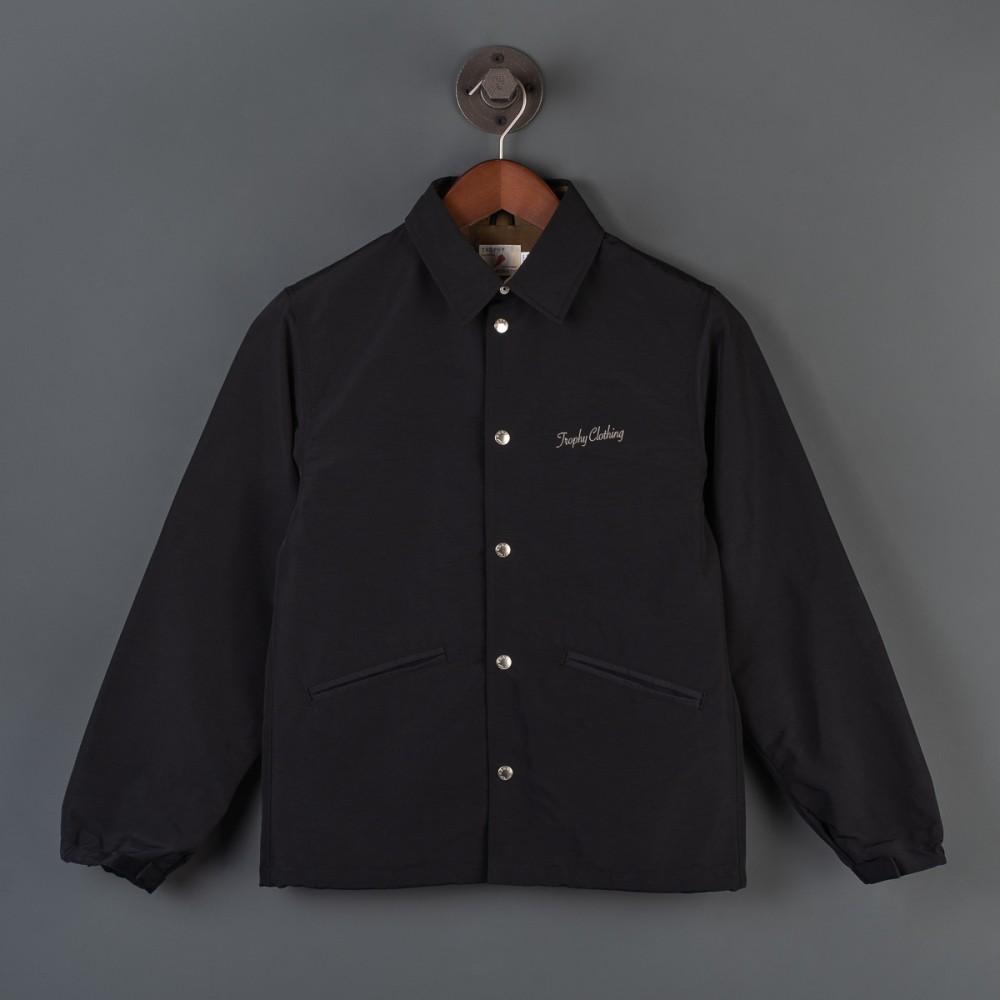 """Trophy Box Logo Warm Up Jacket - Black-.jpg"""