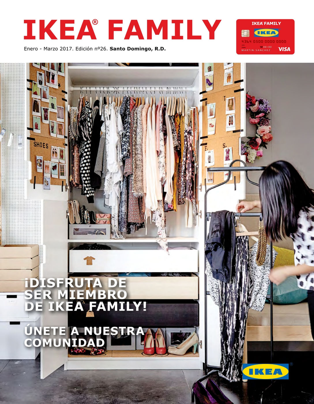 revista ikea family. Black Bedroom Furniture Sets. Home Design Ideas