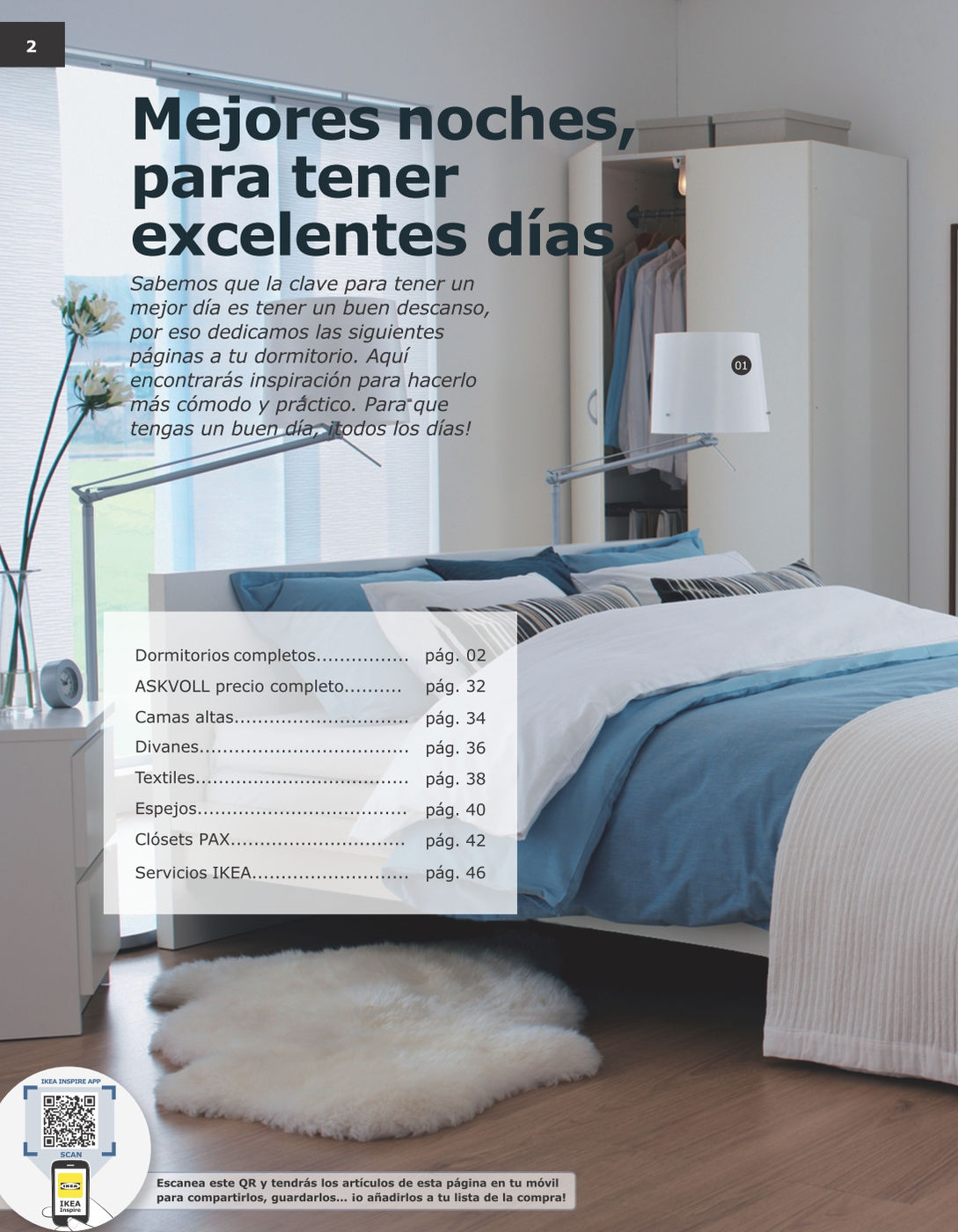 ikea catalogo camas