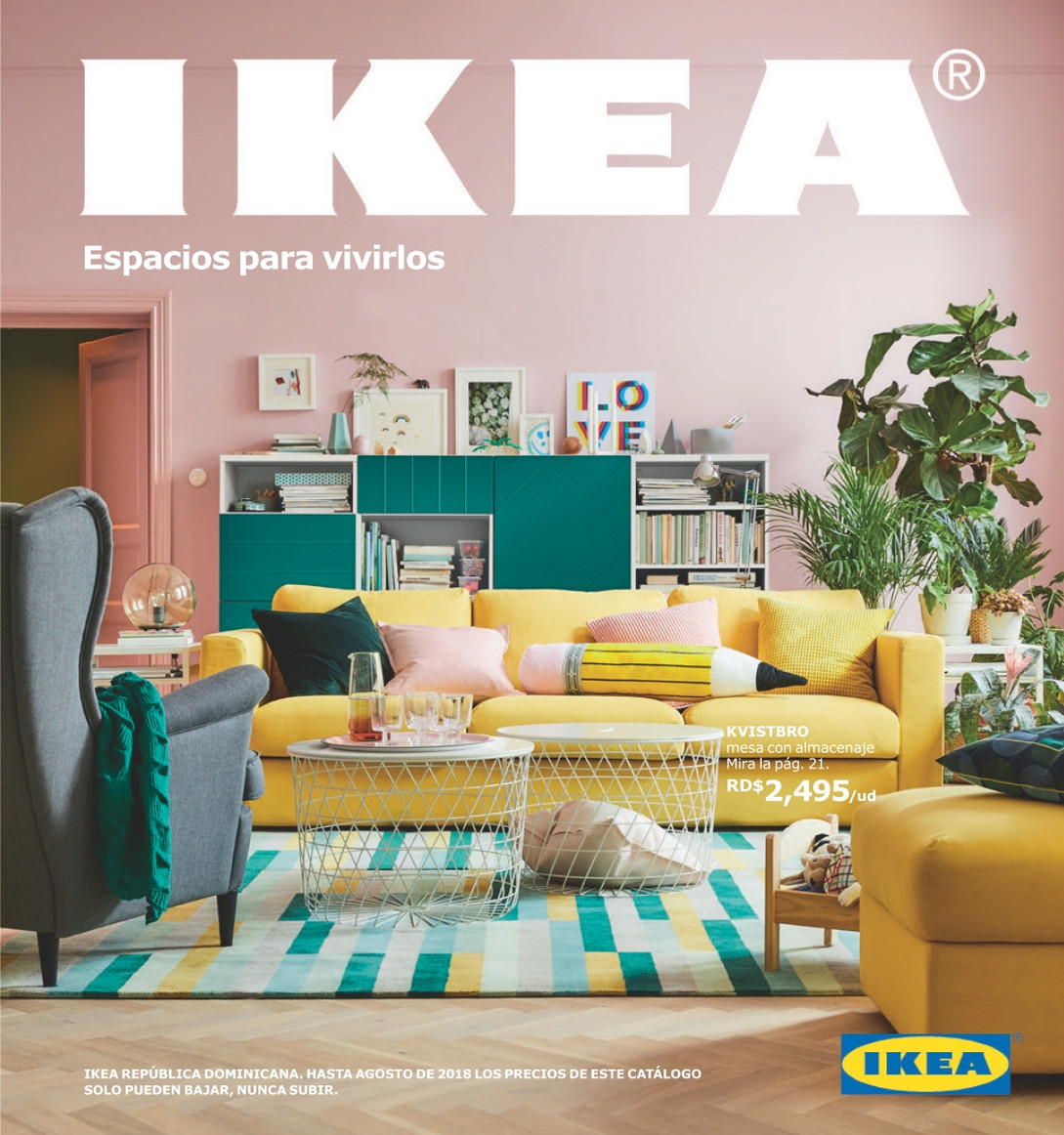 Catálogos IKEA 2018