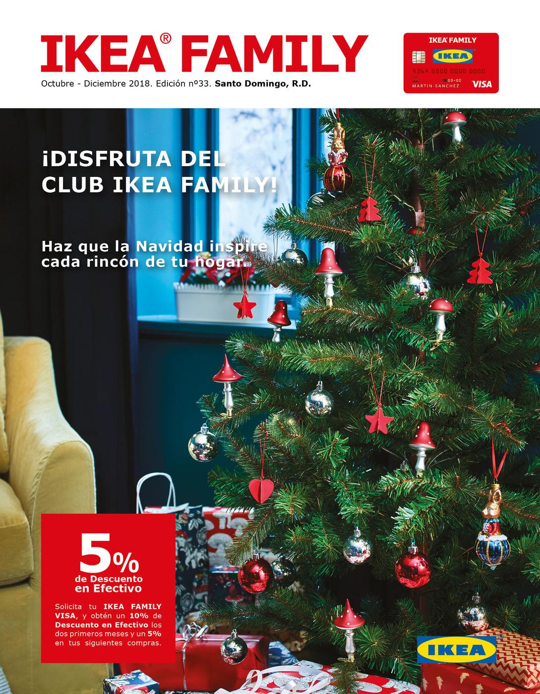 Ikea Family Dominicana Inicio