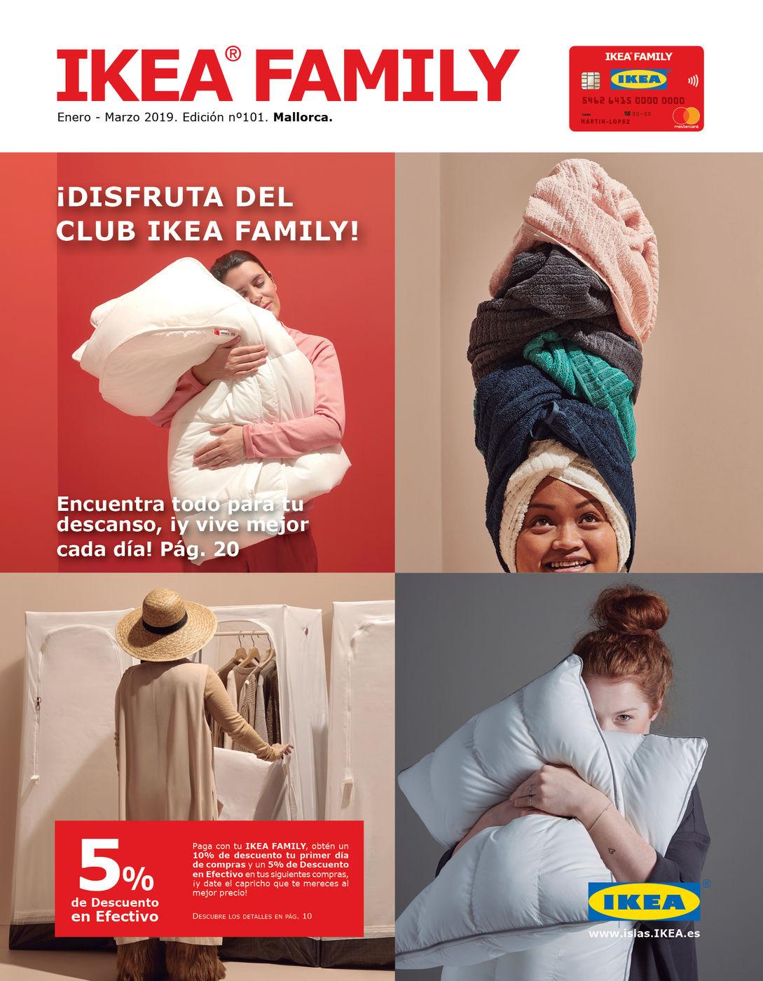 Ikea Family Inicio