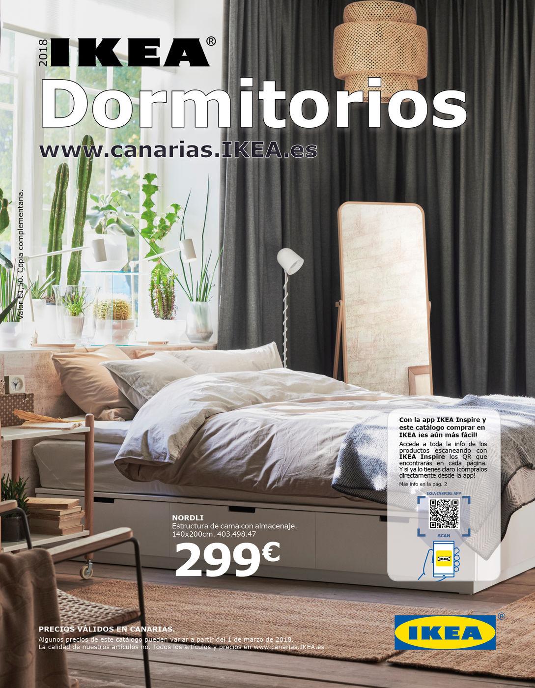 Catalogo Dormitorios 2018 Can - Ikea-dormitorios-catalogo