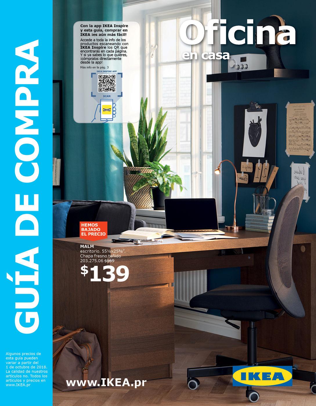 Guía Oficina En Casa Pr 2018