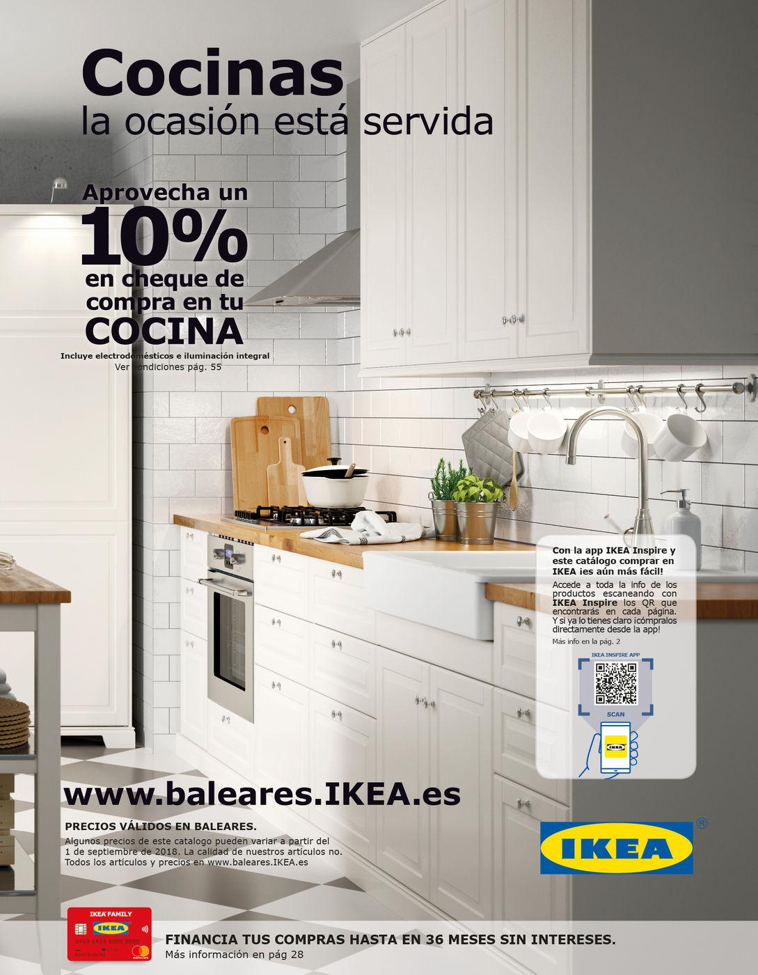 Ikea Cocinas Catalogo   Catalogo Cocinas Distribucion Mayo 2018 Bal
