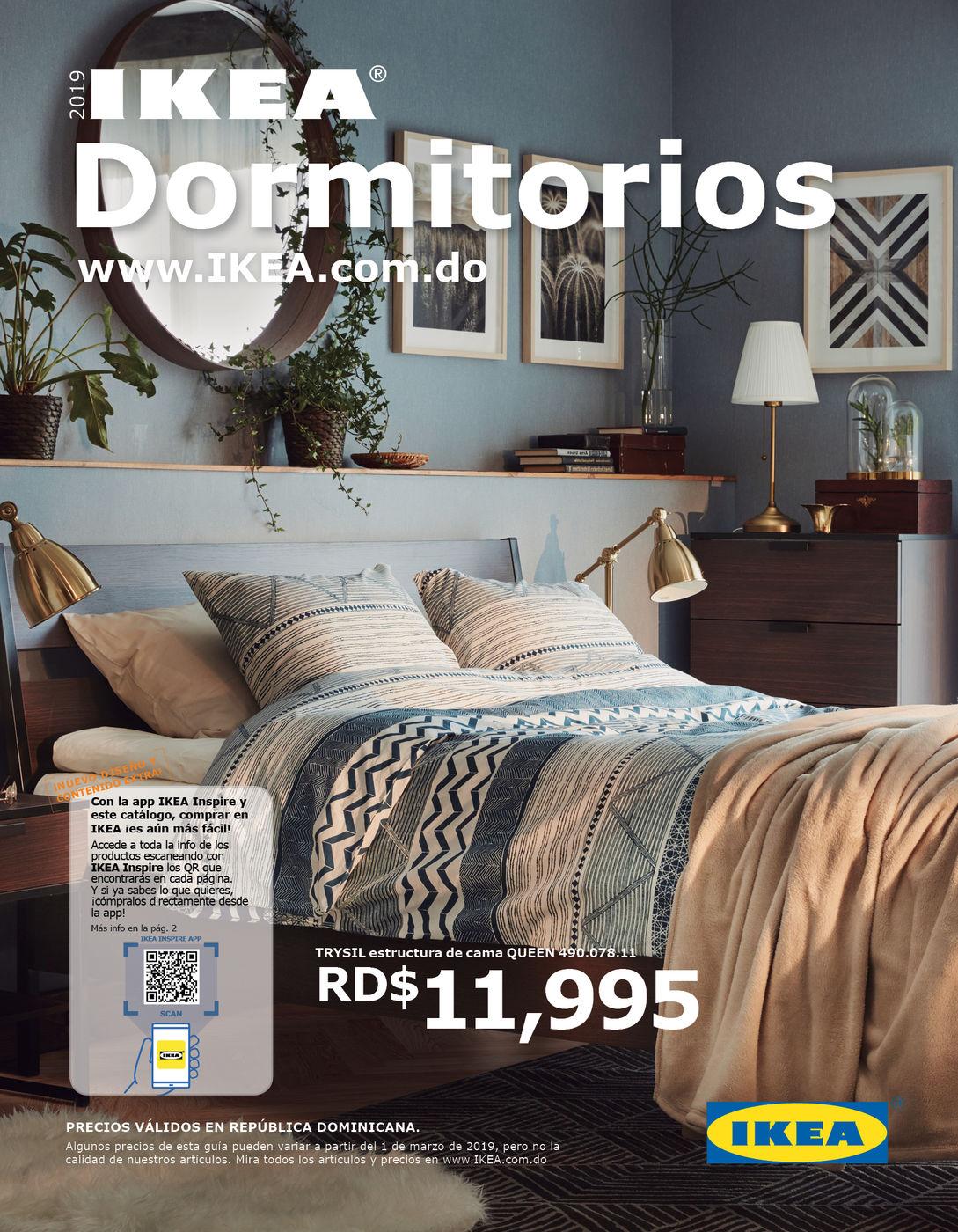 Catalogo Interno Dormitorios Sdq 2019 - Catalogo-de-ikea-dormitorios