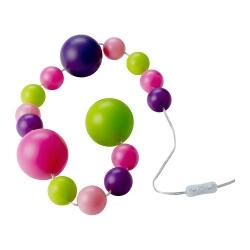 FINFIN Guirnalda lum LED 15 bolas