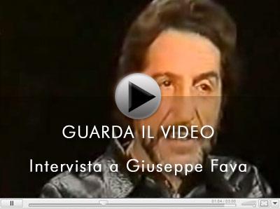 Le Parole Di Giuseppe Fava Il Blog Delle Stelle