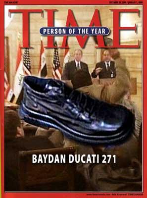 La scarpa dell'anno Il Blog delle Stelle
