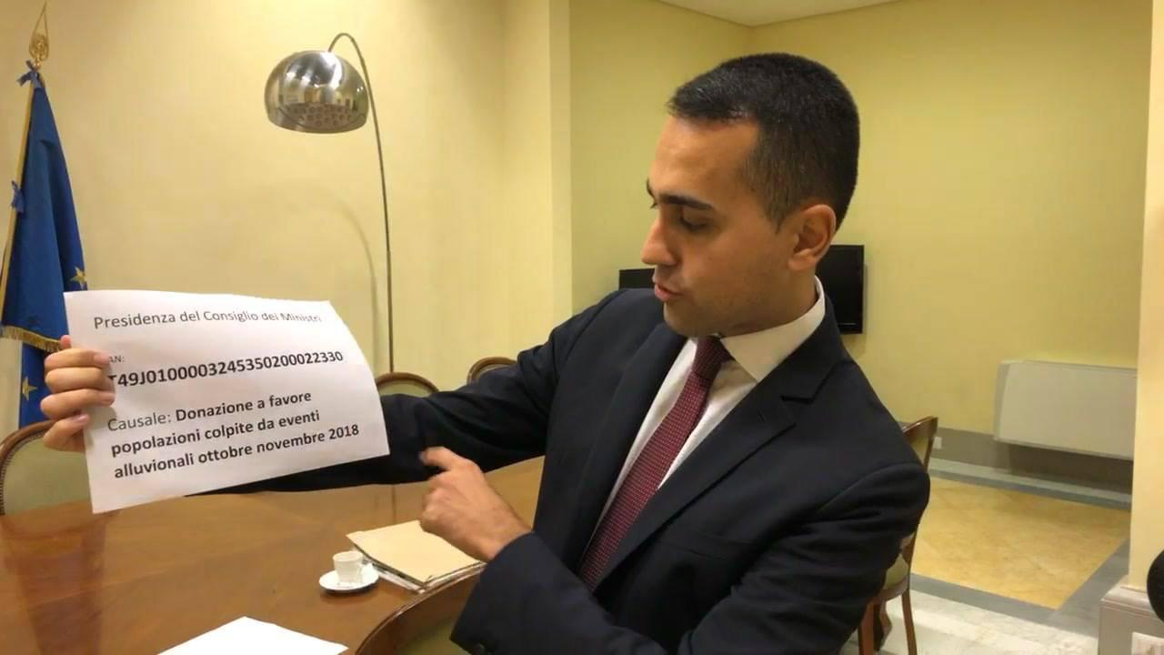 I tagli degli stipendi dei parlamentari del movimento 5 for Parlamentari 5 stelle elenco