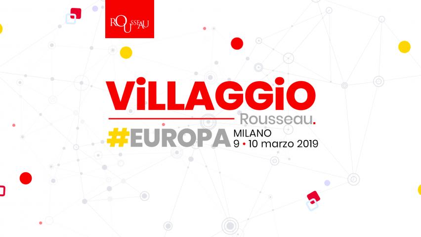 Il programma del Villaggio Rousseau di Milano. Prenota il tuo posto! - Il  Blog delle Stelle 46ef9afdd0d6c