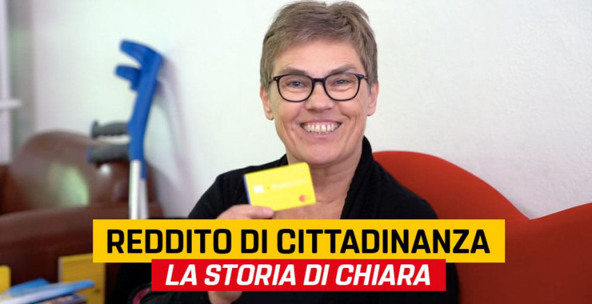 Con Il Reddito Di Cittadinanza Nessuno Rimane Piu Indietro La Storia Di Chiara Il Blog Delle Stelle