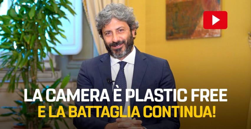 La camera dei deputati plastic free e la battaglia for Camera dei