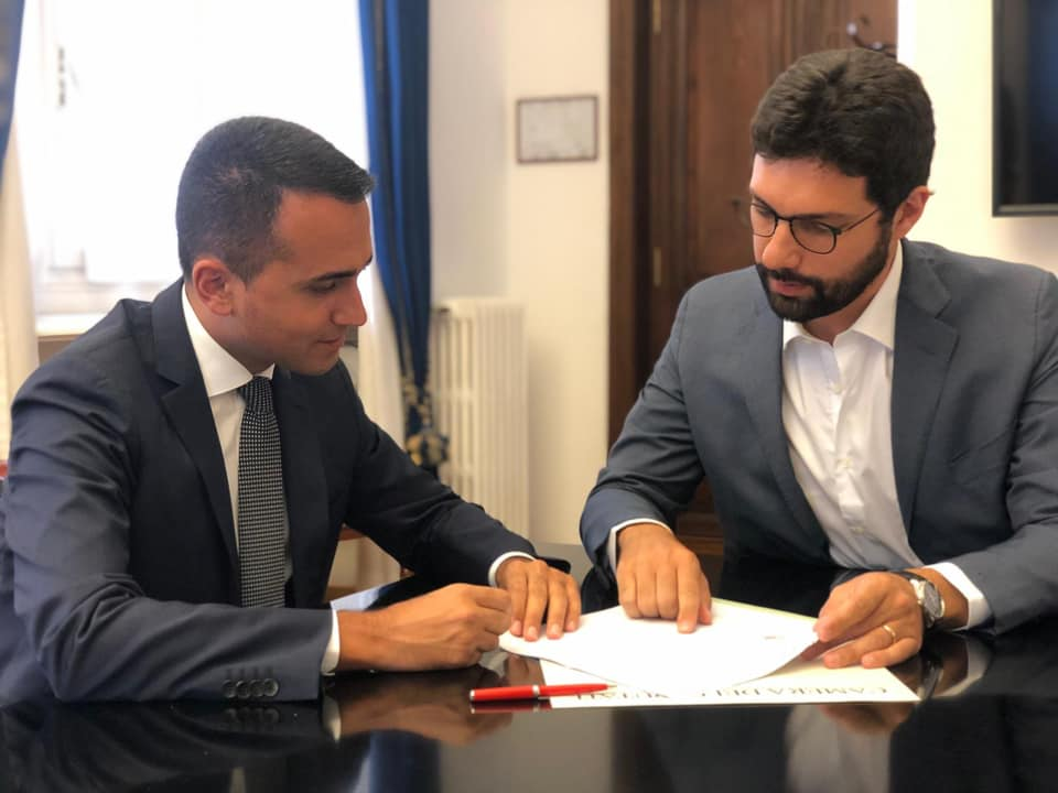 Pronti al taglio di parlamentari e stipendi la lega for Diretta dalla camera dei deputati