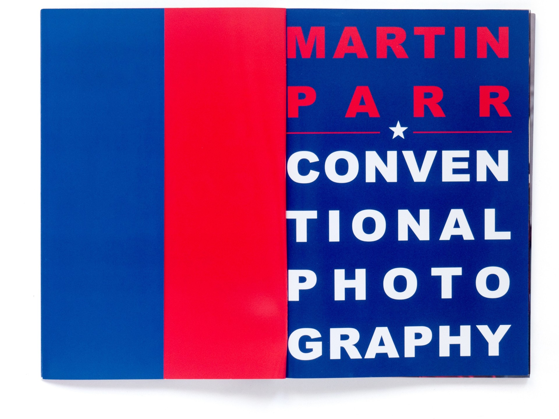 Conventional Photography Deluxe Ltd Edition VERY RARE TRUMP Martin Parr