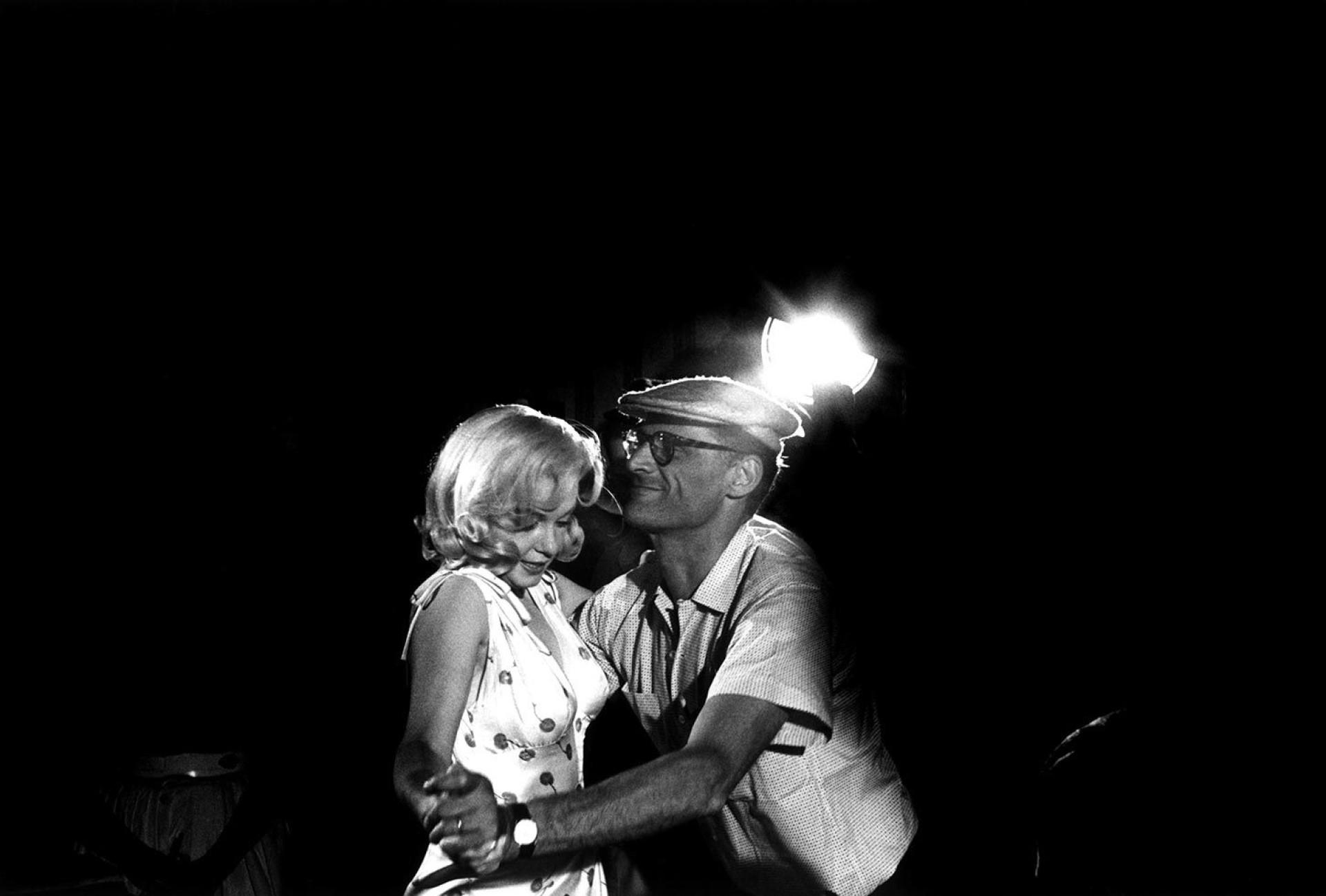 Miller monroe arthur photos marilyn Read Marilyn