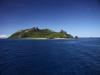 1 van de eilanden van Fiji
