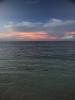 Zonsondergang op Fiji