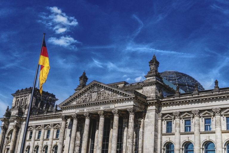 Germany: temporary reduction in VAT rates