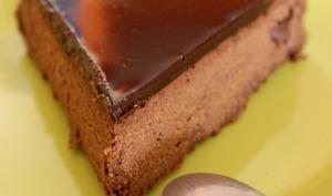 Le fabuleux gâteau au choco d'après Cyril Lignac