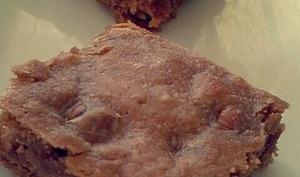 Brownies à la pralinoise