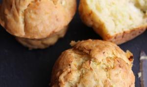 Muffins salés au crabe