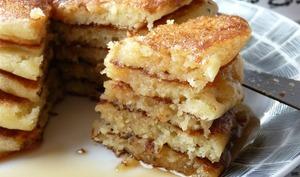 Pancakes fluffy au buttermilk