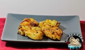 Pommes de terre au four à l'huile d'olive