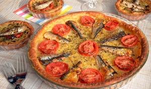 10 idées cuisine toutes simples à réaliser avec une boîte de sardines